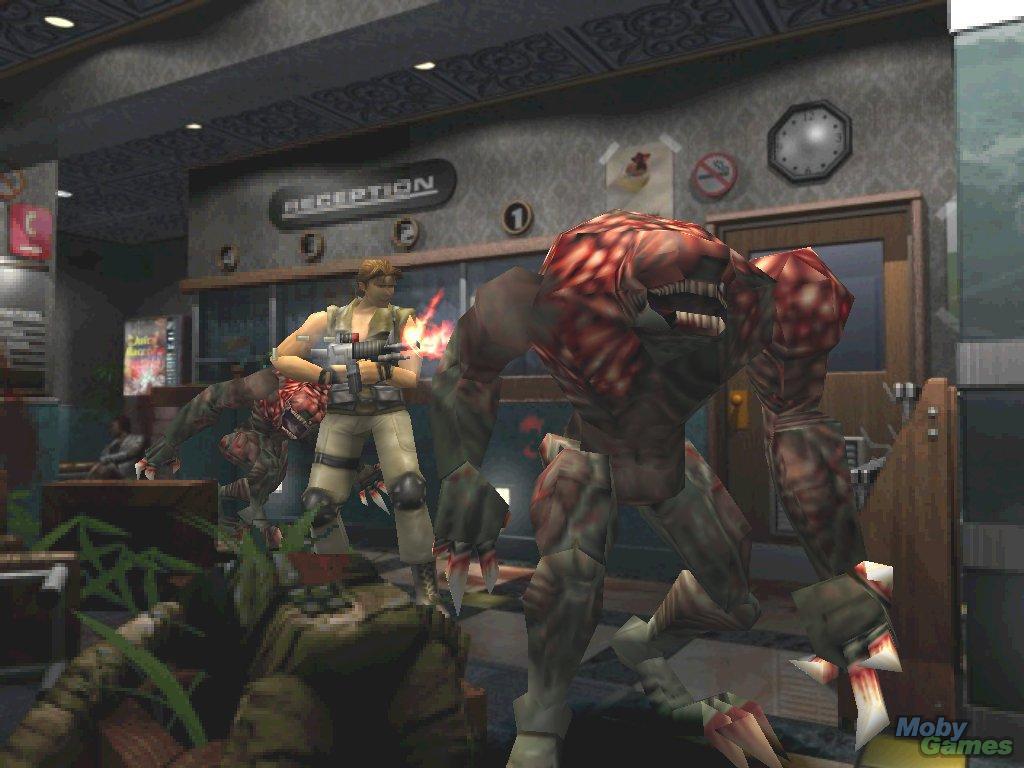 Resident Evil 3 - Nemesis [U] ISO